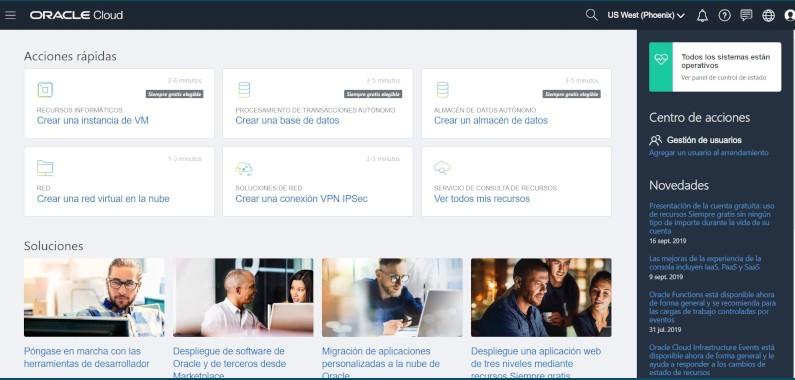 Oracle Autonomous Database con APEX – Parte II