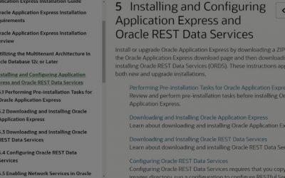 El script apex_epg_config.sql no se encuentra en los archivos de instalación de Oracle APEX 20.2